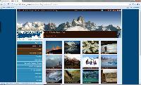 El Chaltén inauguró su página web oficial