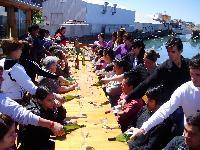 Finalizó con éxito curso gastronómico en Puerto Deseado